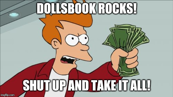 Announcing, dollsbook Discord Server! • dollsbook