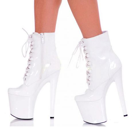 New high heel shoes and boots for my angels. Later this year we will buy also the black versions fro