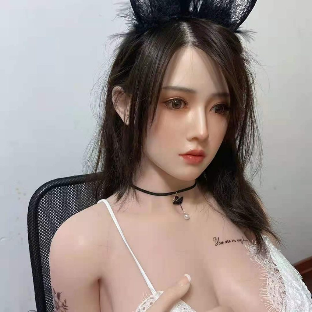 I received my silicone sex doll from https://joybbdoll.com/ last week. She call Sakura. And she look